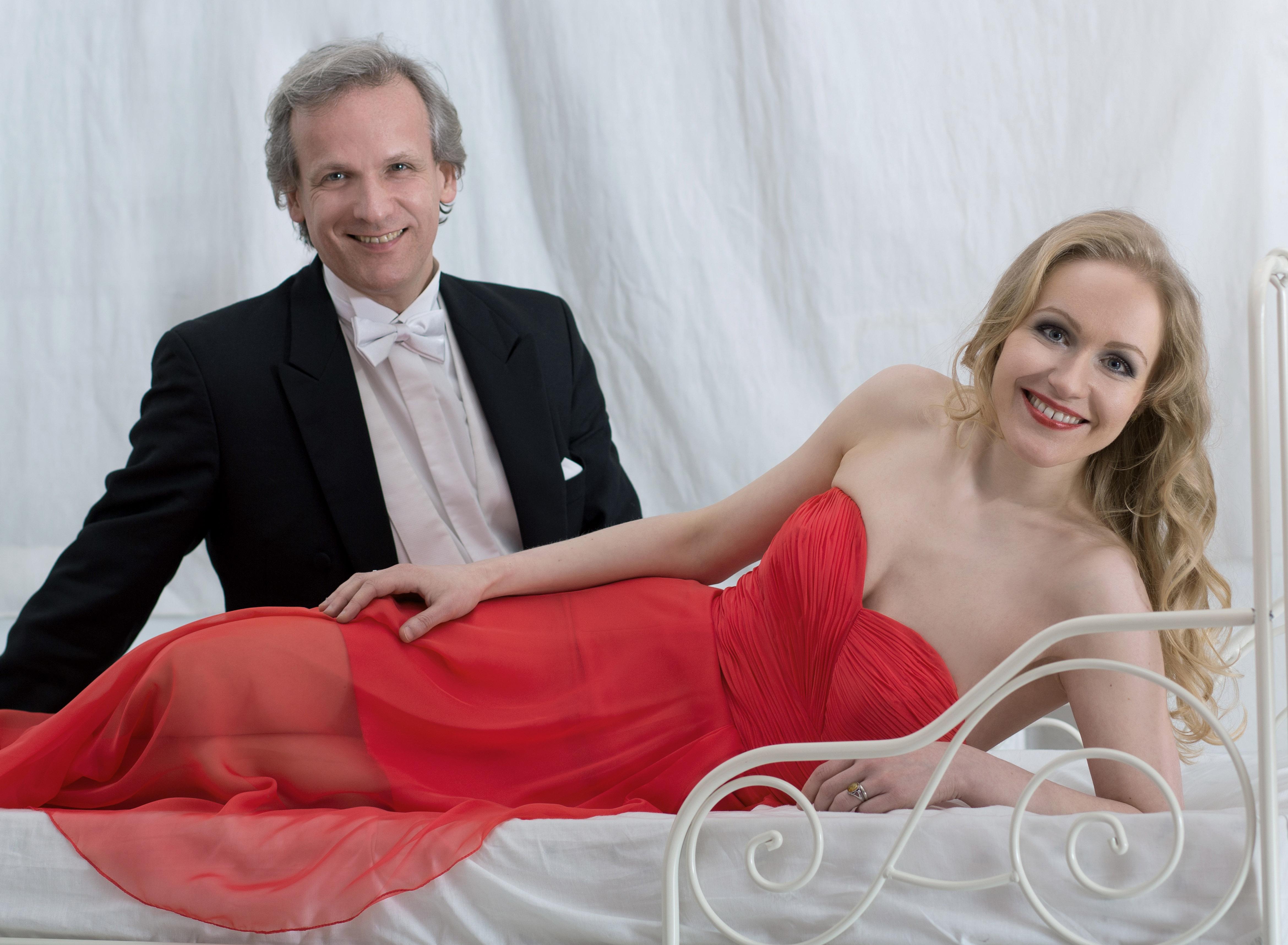 Eilika & Bernhard, Dichterliebe