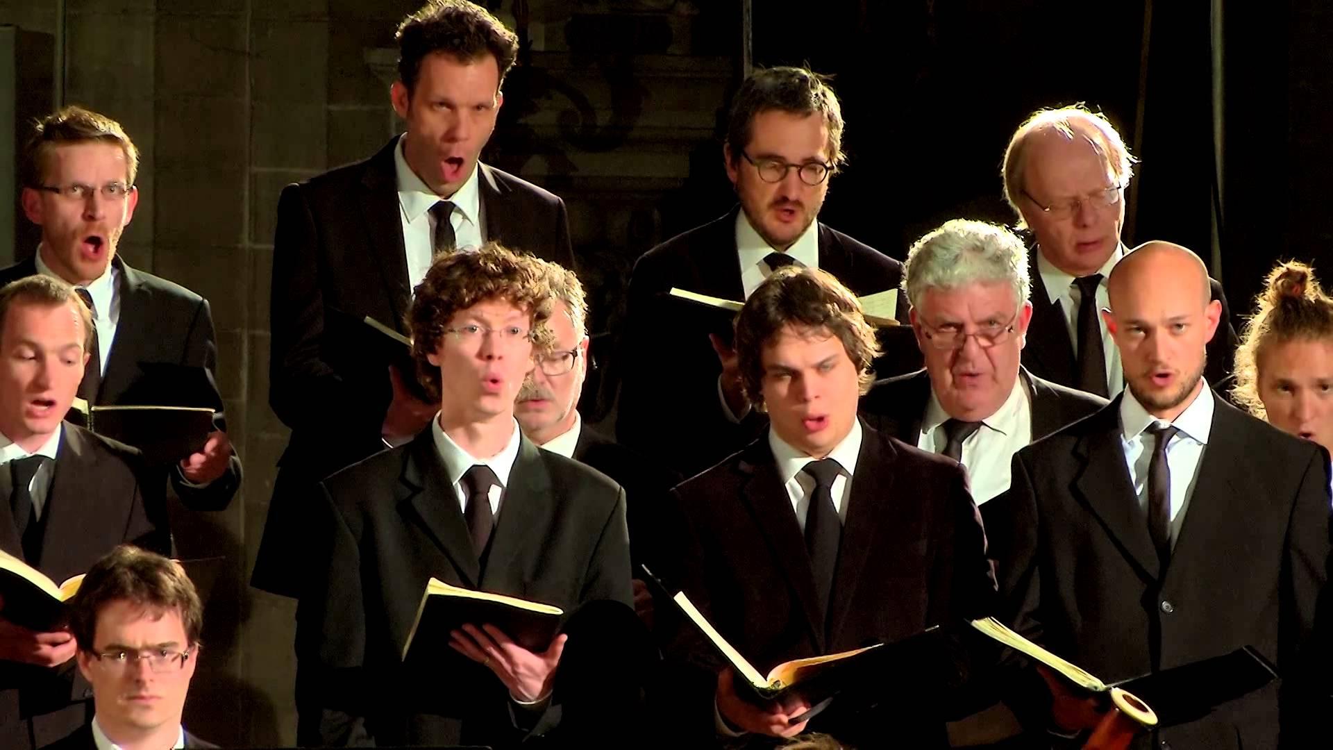 C.G. Reissiger · David · Einleitung und Chor des Volkes