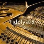 Video soundtrack music for piano