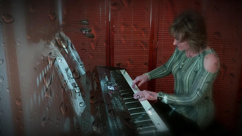 Jackie Playing Raindrop Fantasia