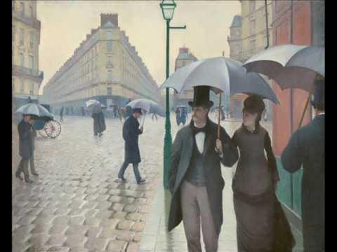 Tomasz Kowalczyk – Paris street in rainy day