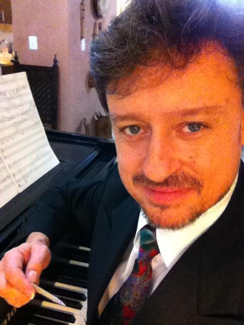 Juan y su piano