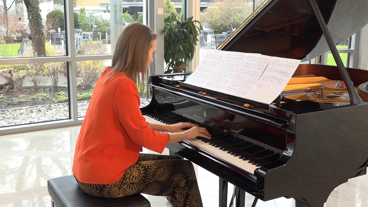 """Gaby Kapps: """"A Brief Nocturne (for a Lonely Night) for Piano Solo in E minor"""