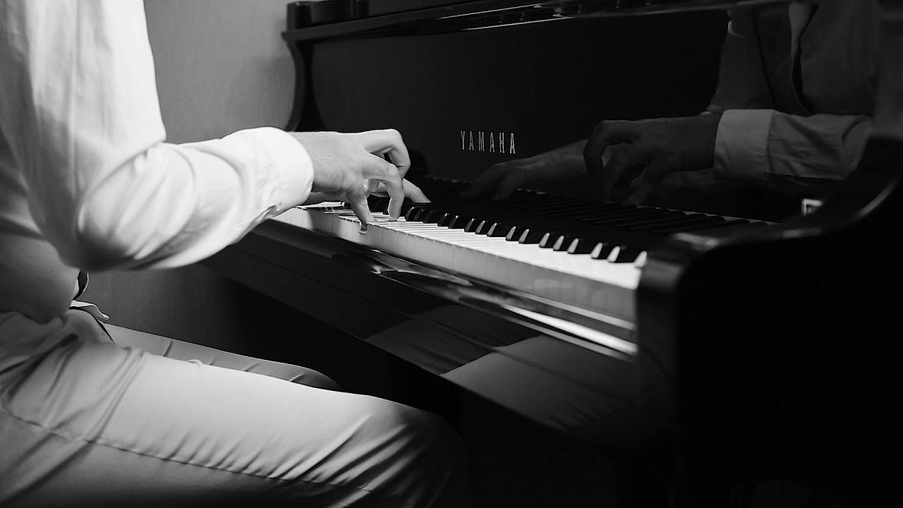 """Maxime Raynal: """"Soleil levant sur la mer"""" Composition pour piano et orchestre"""