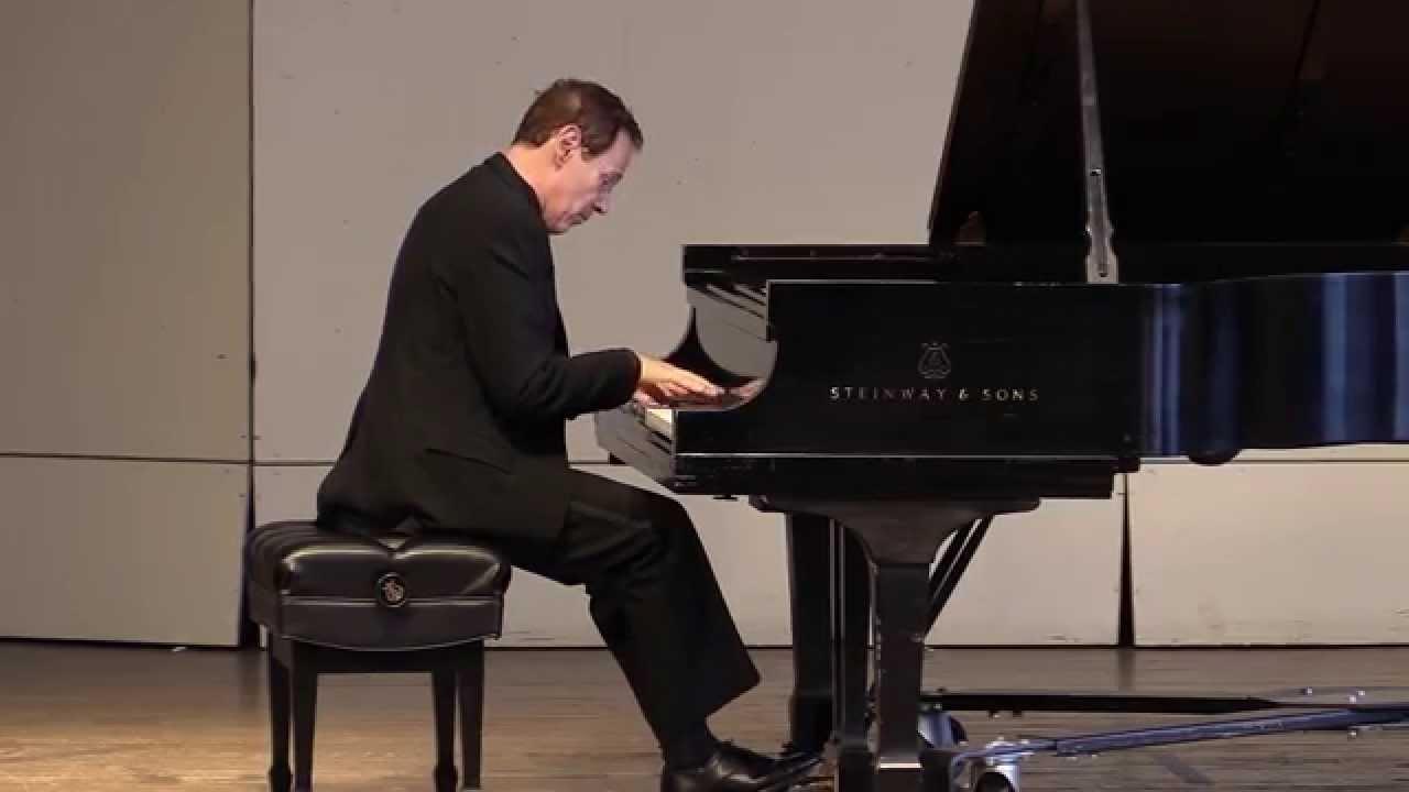 Piano Etude – H. Leslie Adams