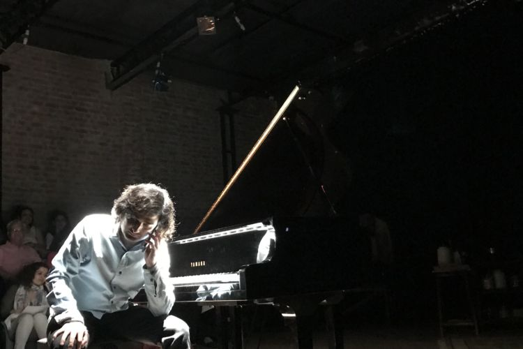 Photographer: Igor Posner Composer: Sahil Vasudeva Piano: Sahil Vasudeva