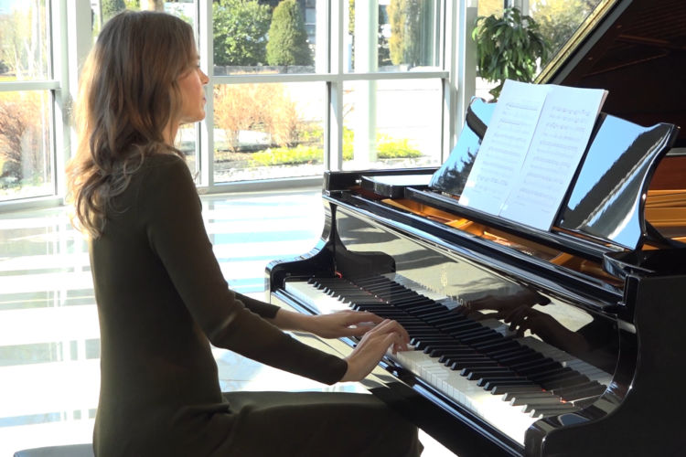 Reflective Piano - The Lake - Kevin Kerrigan