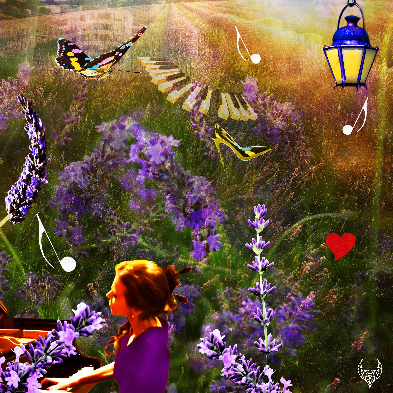 lavender fields karen tanaka