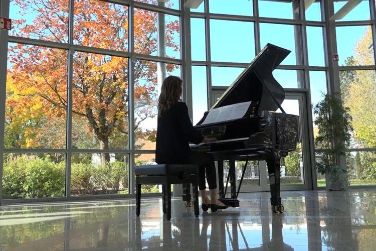 Minimal Piano: Bill Whitley - The Circles