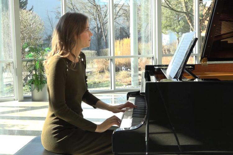 Romantic piano - David Unger - Nocturne