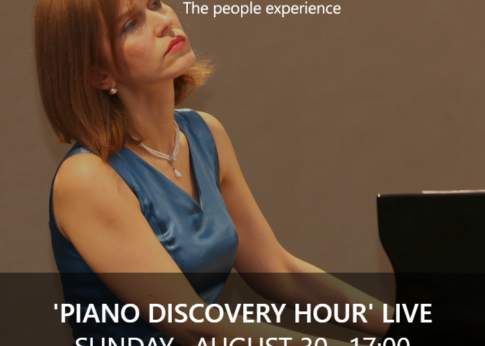 Piano Discovery Hour
