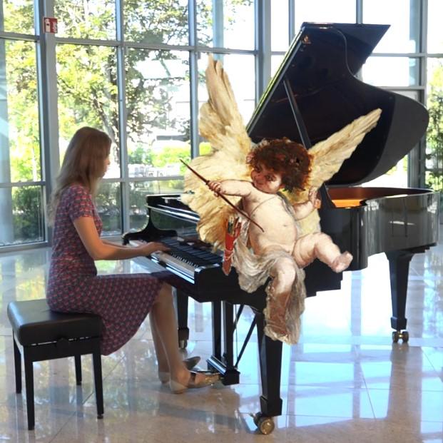 Lovesong Piano - Antonio Cericola - Amor