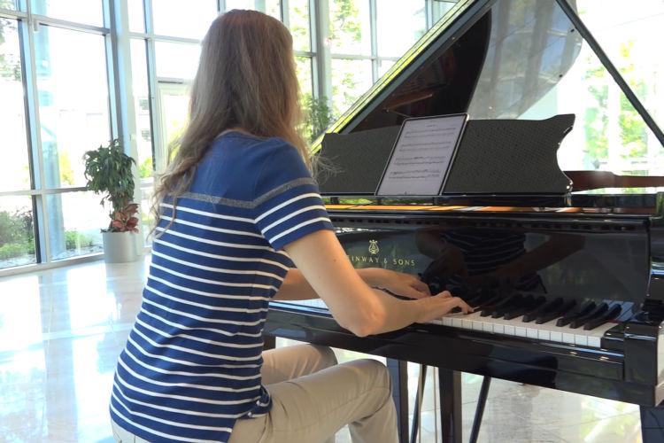 Modern piano music - Jason Olshan - Lapse No. 1