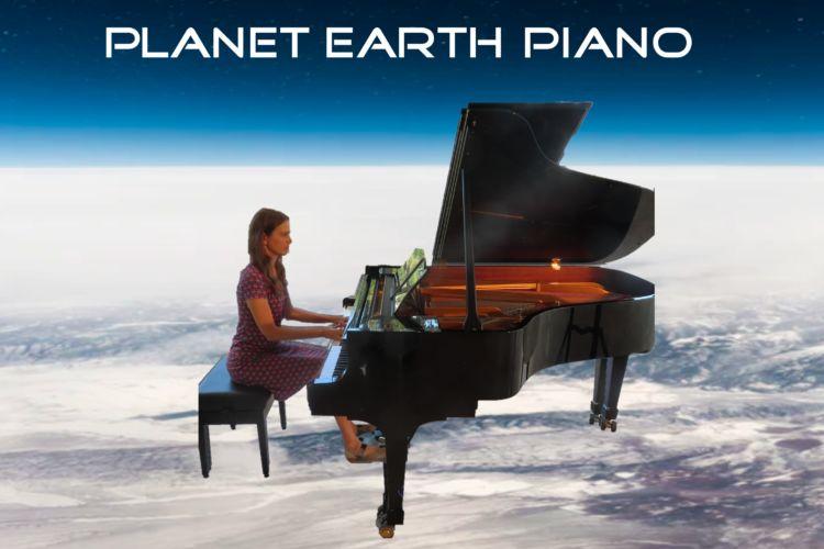 Meaningful Piano - Oleg Plotnikov - Planet Earth