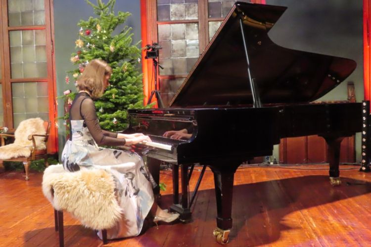 Leise rieselt der Schnee - Christmas Piano