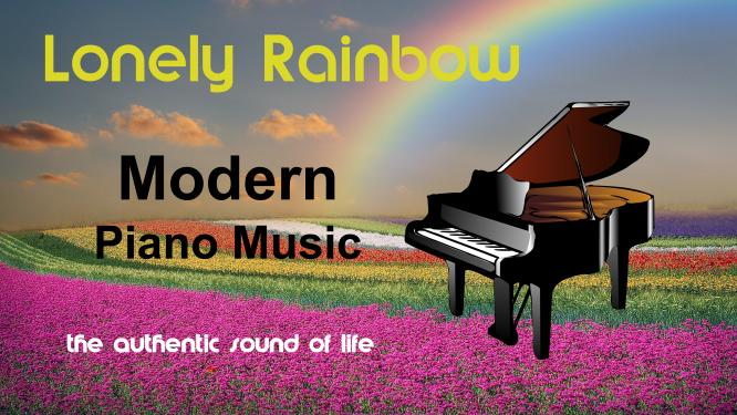 Feel good piano - Andrei Oloieri - Lonely rainbow on the dark sky