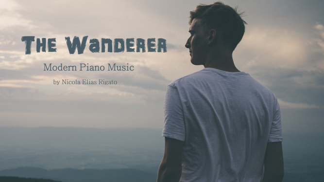 Emotional modern piano - Nicola Elias Rigato - The Wanderer