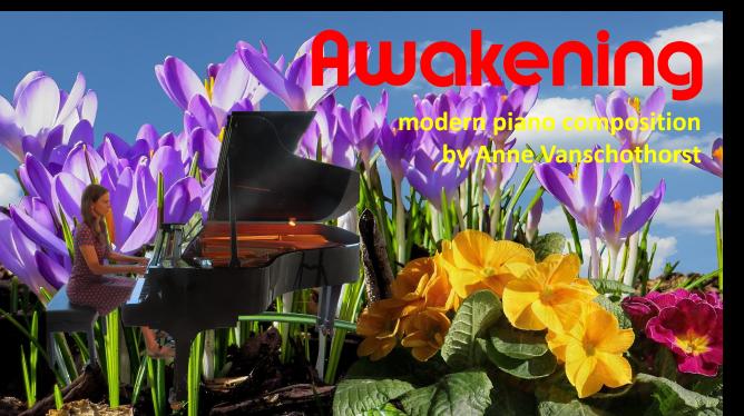 Meditative Piano - Anne Vanschothorst - Awakening