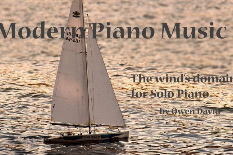Nature - Owen David - The Wind's Domain for Solo Piano