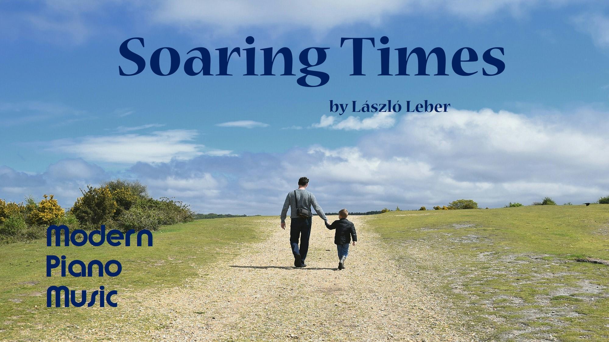 Laszlo Leber - Soaring Time